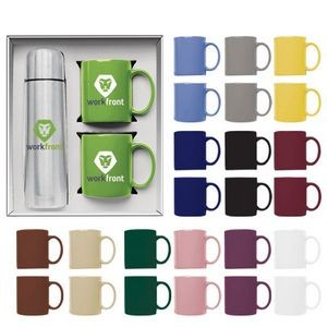 Hampton To Go Mug Gift Set