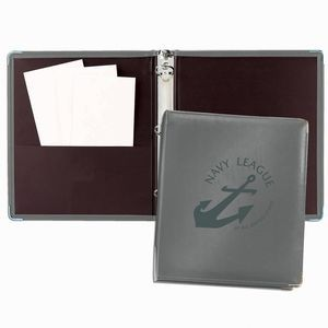 "Union Made in USA Noble 1½"" Ring Binder"