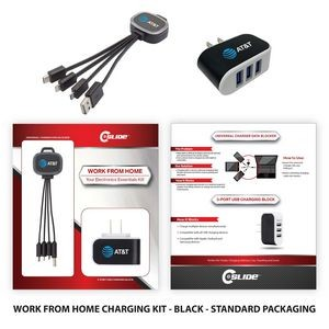 Work From Home Charging Kit with Standard Packaging